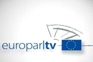 Европарламент запустил Интернет-телевидение