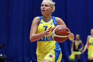 Баскетбол. Украинки - без Евробаскета