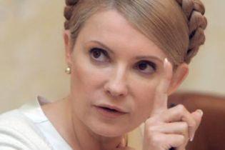Тимошенко верит в дешевый бензин (видео)