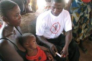 Каждые 30 секунд в мире от малярии умирает один ребенок