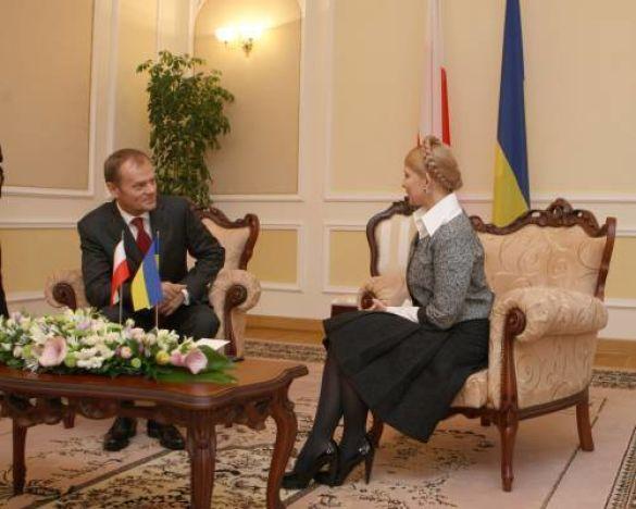 Тимошенко - Туск