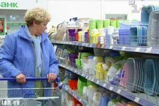 Пластиковая посуда опасна для жизни (видео)