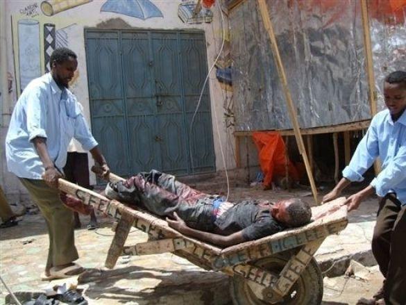 сутички в Сомалі