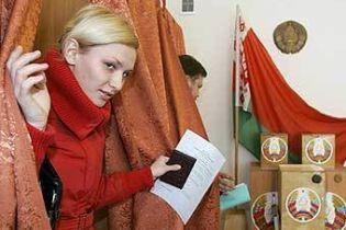 На выборах в Беларуси началось досрочное голосование
