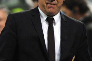 Анчелотти пожаловался на плохую форму Шевченко