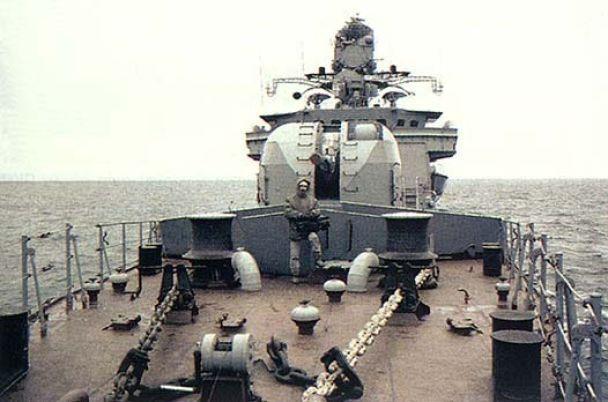Украинцев в Сомали будет освобождать русский корабль (видео, обновлено)
