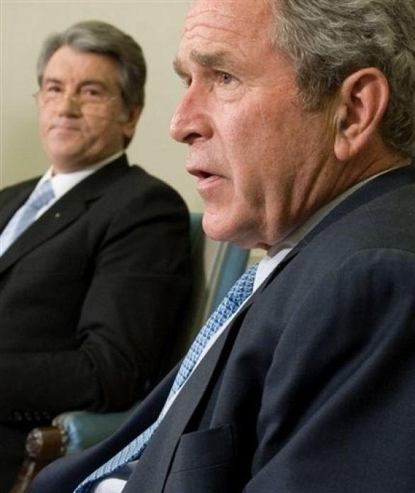 Ющенко - Буш