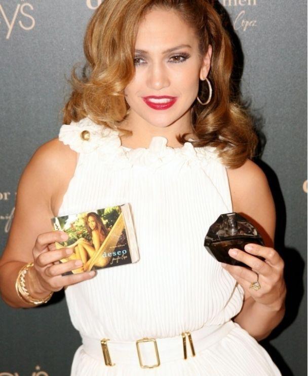 Дженифер Лопес выпустила аромат для мужчин (фото)