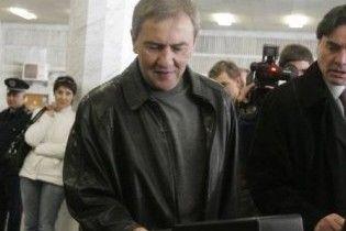 Черновецкий ушел под землю (видео)
