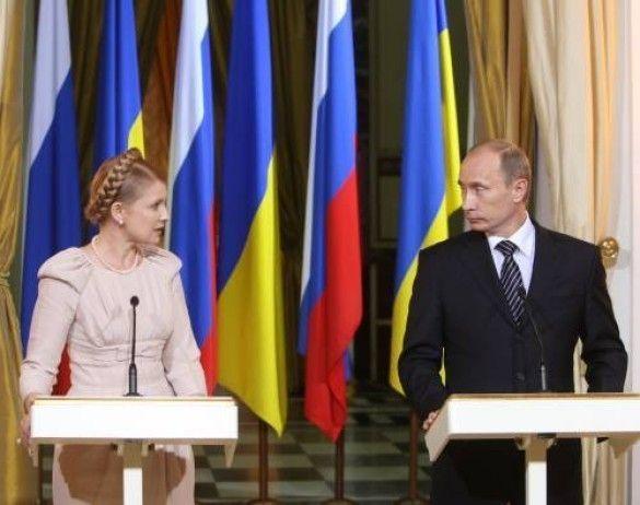 Тимошенко-Путін