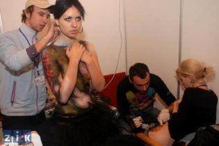 Во Львове прошел фестиваль тату (видео)