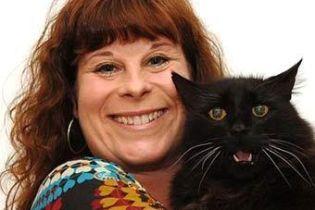 Коту вернули способность мяукать за 10 тысяч фунтов