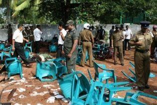 Теракт в Шри-Ланке: 27 погибших (видео)