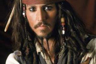 "За 4-х ""Пиратов"" Депп получил 64 миллиона"