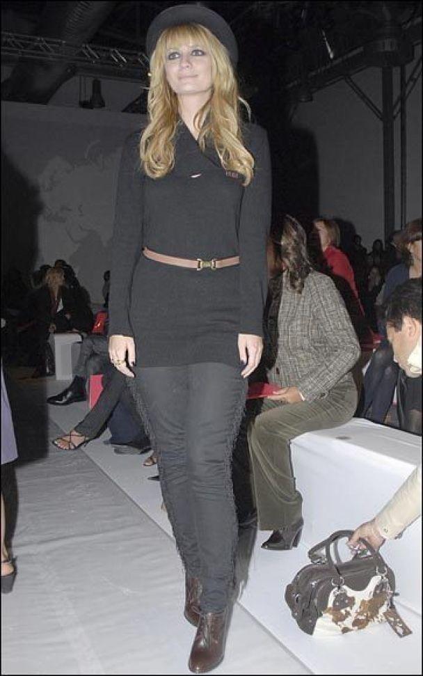Миша Бартон раскритиковала стиль Виктории Бекхем (фото)