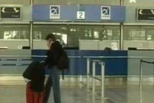 В Греции бастует авиаперевозчик (видео)