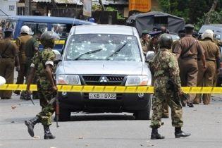 Смертник осуществил нападение на министра Шри-Ланки (видео)