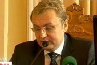 Мэр Львова требует проведения выборов (видео)