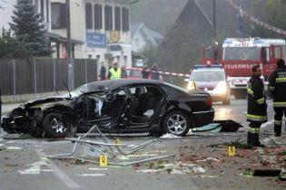 Австрийский ультраправый политик погиб в ДТП (видео)