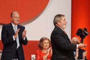 Бразильского президента отметили Дон Кихотом