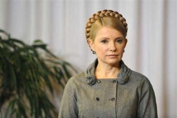 Тимошенко у Брюсселі