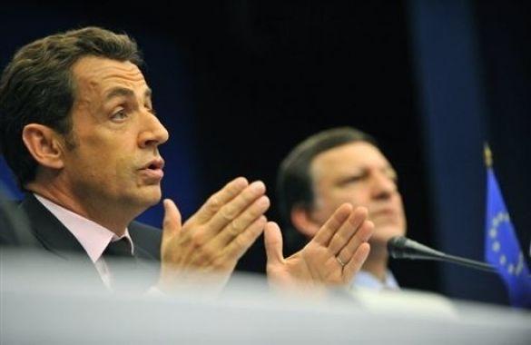 Саркозі - Баррозу