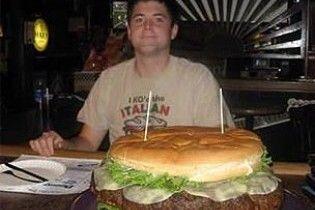 9-килограммовые гамбургеры существуют и их можно съесть