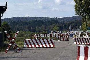 В Грузии подорвали мост