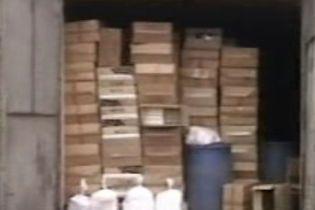 На Буковине перекрыли мощный канал контрабанды в Румынию (видео)