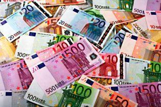Евро на межбанке упал ниже 10 гривен