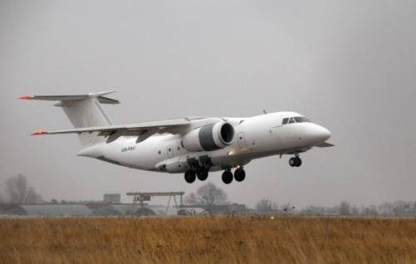 Літак Ан-74ТК-300Д
