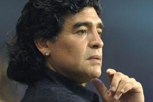 Диего Марадона наконец стал тренером