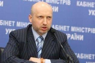 Турчинов не видит причин для отставки правительства
