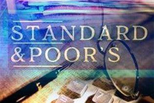 S&P спрогнозировал дефицит госфинансов Украины