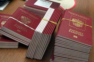Генпрокуратура РФ предложила снять отпечатки пальцев у всех жителей страны