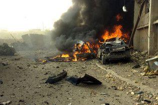 В результате теракта в Багдаде погибло семь человек