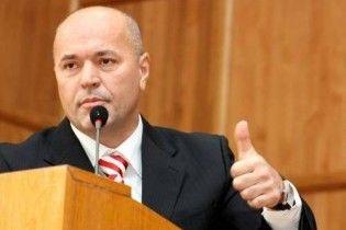 Прокуратура постановила: мэр Ужгорода - не антисемит