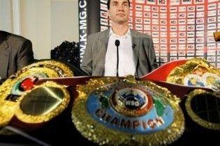 Владимир Кличко установил новый рекорд благотворительности