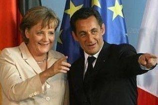 Саркози, Меркель и Баррозу поддержали Тимошенко