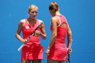 Дуэт сестер Бондаренко проиграл на Australian Open