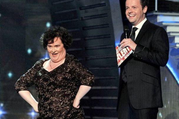 Сьюзан Бойл запустила собственный музыкальный конкурс