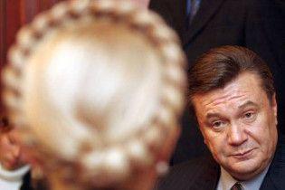 Тимошенко обвинила Януковича в предательстве национальных интересов