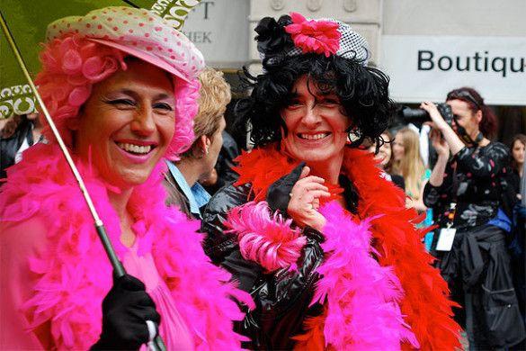 Гей-парад в Європі
