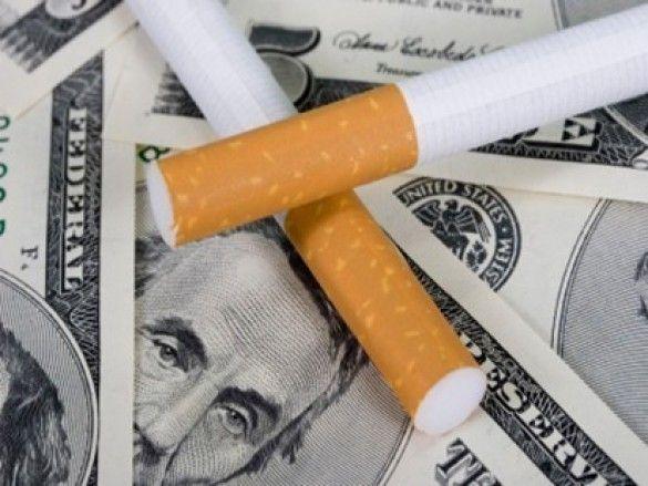 Сигарети гроші