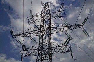 В России обстреляли линию электропередачи
