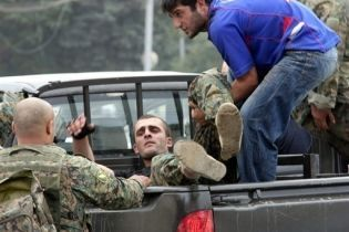В Южной Осетии погибли 12 российских миротворцев