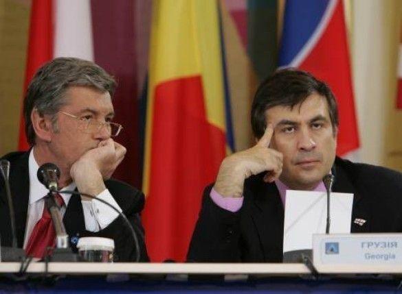 Ющенко-Саакашвілі