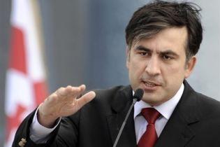 Саакашвили уверен, что Россия блефует (видео)