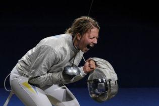 Украинские саблистки - олимпийские чемпионки!