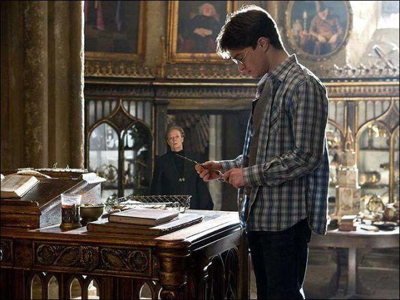 Гаррі Поттер та Принц-напівкровка
